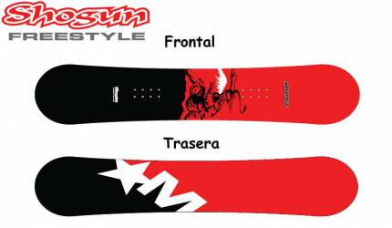 Tabla Snowboard Matrix Shogun