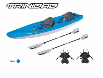 Pack Kayak Trinidad + 2...