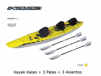 Pack de Kayak Kalao +...