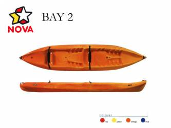 Kayak autovaciable Nova Bay 2