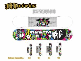 Tabla Snow Matrix Gyro...