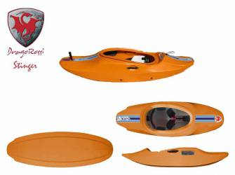 Whitewater Kayaks...