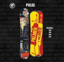 Tabla Snow Palmer Pulse 2009