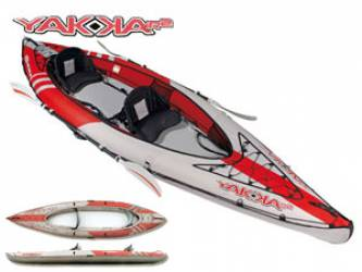 Kayak Inflable Yakkair Two