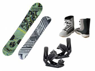 Pack Snow Neonrider Wide +...