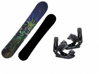 Pack Snowboard Pixie +...